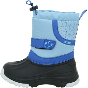 High Colorado Snowy II Zapatillas Niños, blue-black